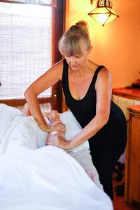 Body Awareness Kheli Pama - massage Knysna